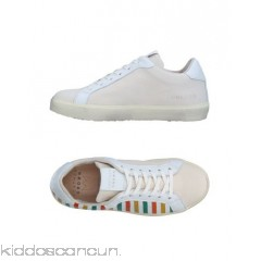 <b>Notice</b>: Undefined index: alt_image in <b>/home/kiddoscancun/public_html/vqmod/vqcache/vq2-catalog_view_theme_cerah_template_product_category.tpl</b> on line <b>73</b>LEATHER CROWN Sneakers - canvas leather logo stripes laces round toeline - Womens Sneakers 11326760QS