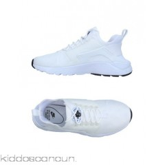NIKE Sneakers - techno fabric faux leather logo contrasting applications solid colour laces - Womens Sneakers 11329537OL
