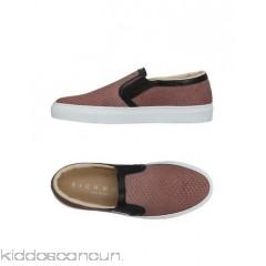 <b>Notice</b>: Undefined index: alt_image in <b>/home/kiddoscancun/public_html/vqmod/vqcache/vq2-catalog_view_theme_cerah_template_product_category.tpl</b> on line <b>73</b>RICHMOND Sneakers - printed leather logo solid colour elasticised gores round toeline flat - Womens Sneakers 11424811HI