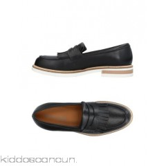 BOEMOS Loafers - nappa leather fringe solid colour round toeline flat leather lining - Womens Loafers 11439416XR