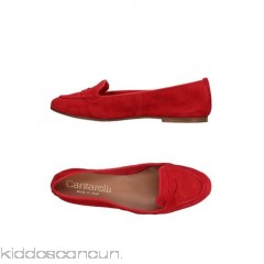 CANTARELLI Loafers - suede effect no appliqués solid colour round toeline flat leather lining - Womens Loafers 11373688WL