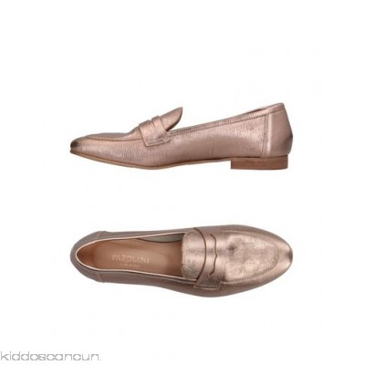 CARLO PAZOLINI Loafers - laminated effect no appliqués solid colour round toeline flat leather lining - Womens Loafers 11407640HO