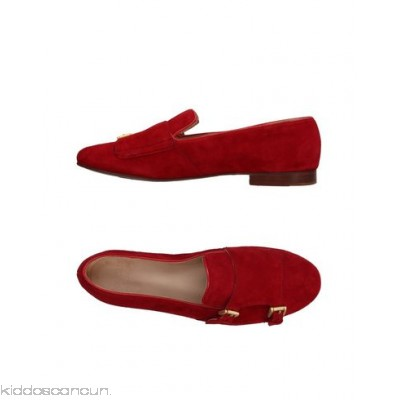 DOUCAL'S Loafers - faux suede no appliqués solid colour round toeline flat leather lining - Womens Loafers 11366037EP