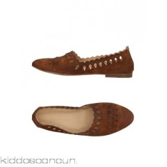 KUDETÀ Loafers - faux suede no appliqués solid colour round toeline flat leather lining - Womens Loafers 11366732ET