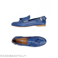LEONARDO PRINCIPI Loafers - tassels stitching  solid colour round toeline flat leather lining - Womens Loafers 11436264BD