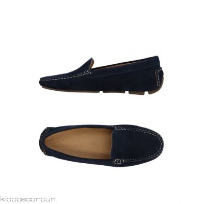 SWAMP Loafers - leather suede effect no appliqués solid colour round toeline flat - Womens Loafers 11440695OI