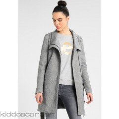 ONLY ELLI  LIGHT COAT - Short coat - light grey melange - Womens Wool Coats ON321U032-C11