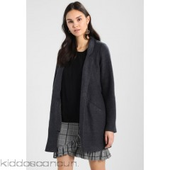 Vero Moda VMDAFNY BRUSHED - Classic coat - salute/grey melange - Womens Wool Coats VE121G0KM-C12